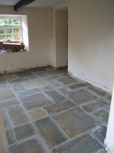 My Rutland Renovation: underfloor heating